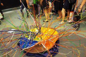 Science&Art@School - die Vernissage im NHM