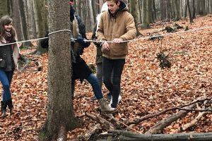 Wald(pädagogik)luft schnuppern