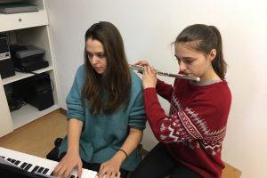 Projekttage: BAfEP's Orchestra