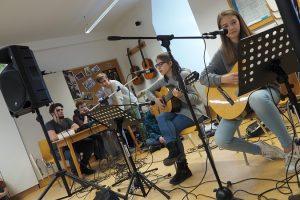 Projekttage: Tontechnik und Ensemble