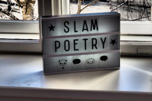 Projekttage: Poetry goes religion