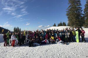 Unser Skitag am Hochkar